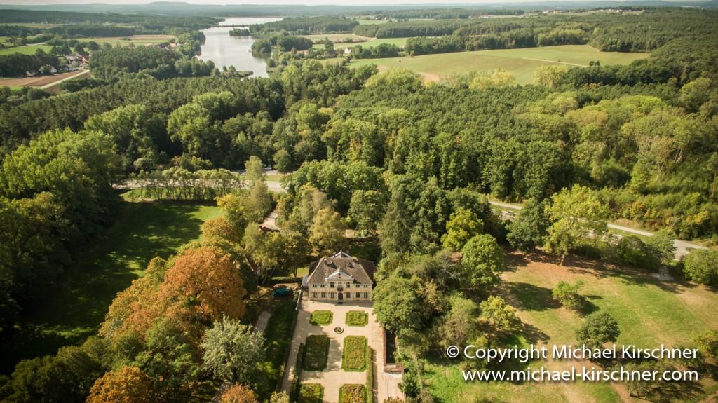 FLIGHT PICS - Luftbildaufnahme Appelhof / Rothsee