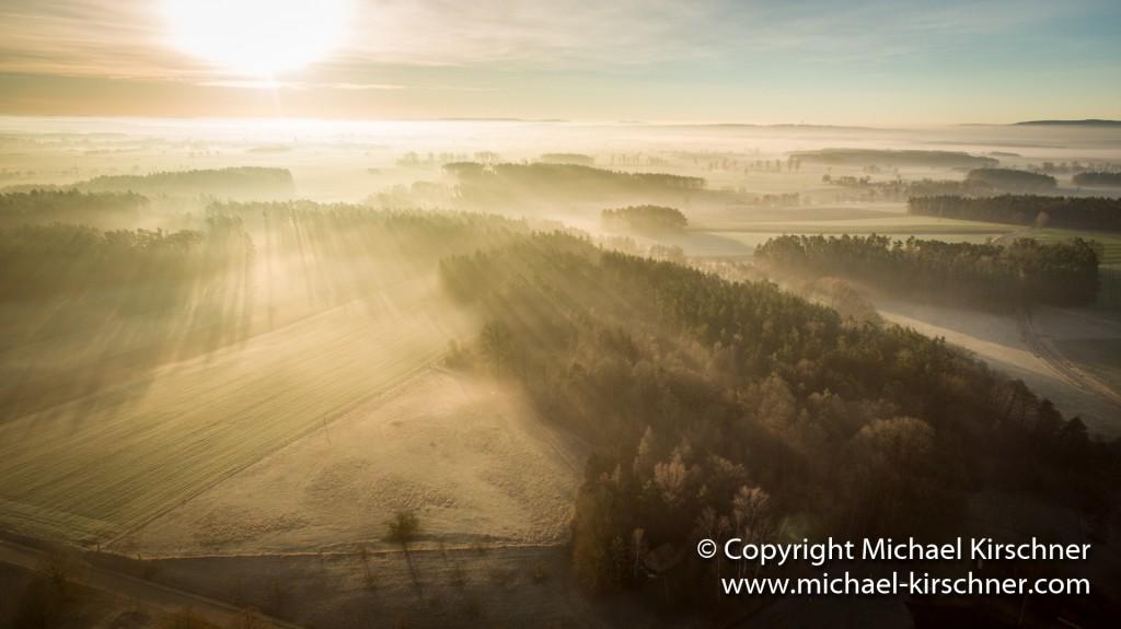 FLIGHT PICS - Luftbildaufnahme Landschaft