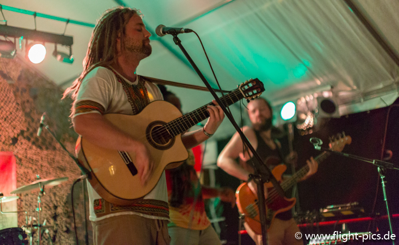 SOULCONNETION beim REGGAE Camp 2016